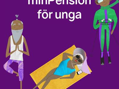 Kampanj ska få unga att förstå pension