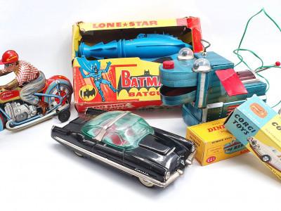Vill du sälja dina gamla leksaker?