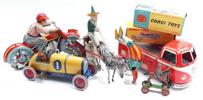 Sälja gamla leksaker?