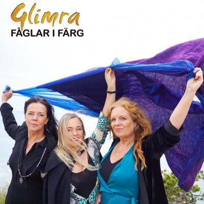 Gotländska gruppen Glimra samarbetar med Peter LeMarc och Tomas Andersson Wij på ny singel