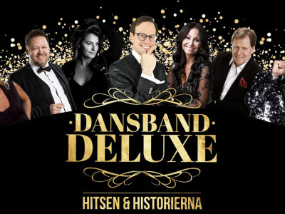 "En av Sveriges största dansbandsapparater, ""Dansband Deluxe"" på turné 2021!"