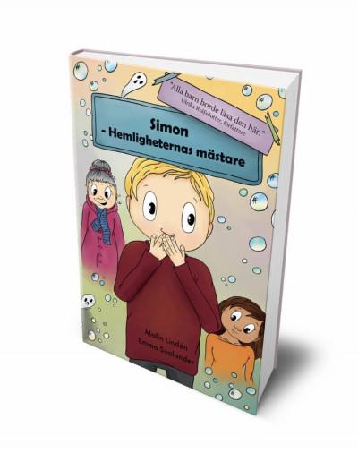 Den nya boken Simon – Hemligheternas mästare
