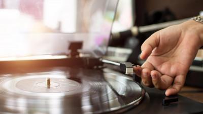 Vinylskivan – sajt med inriktning på svenska musiknyheter