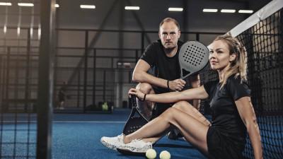 Nytt svenskt varumärke för kläder och utrustning i premiumsegmentet för padelsporten