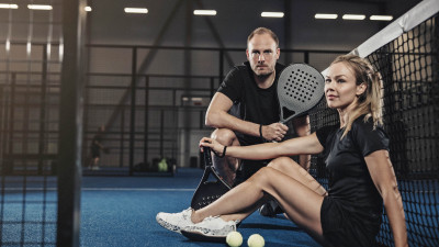 A new Swedish brand for clothing and equipment in the premium segment for padel sports