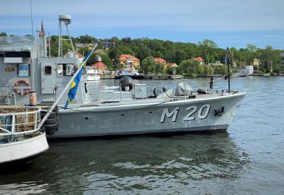 Minsveparen M 20, juni 2021