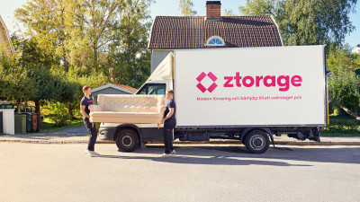 Hyr förråd och magasinering i Stockholm med Ztorage