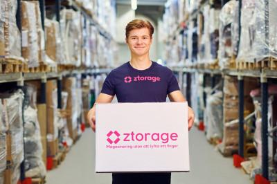 Ztorage hjälper er med magasinering & förråd i Stockholm.