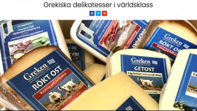 Högsta betyg för Grekens nya sortiment av grekiska delikatesser