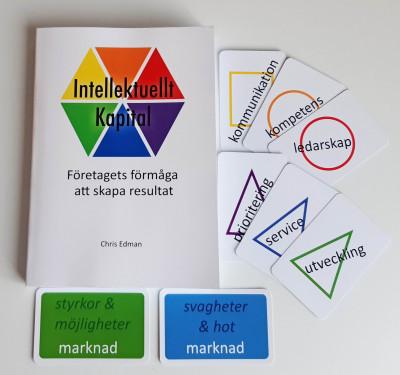 Chris Edmans nya bok Intellektuellt kapital – Företagets förmåga att skapa resultat.