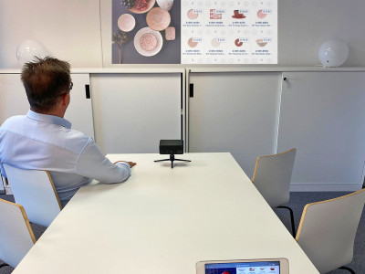 PICZO - Världens smartaste mobila B2B-projektor?