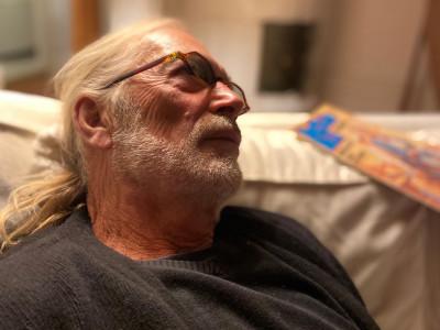 """Bill Öhrström svensk blues """"Grand Old Man"""" släpper nytt album den 23 september!"""