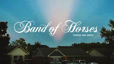 Amerikanska indierockbandet Band of Horses släpper album och singel