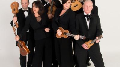 Internationella jättesuccén The Ukulele Orchestra of Great Britain till Sverige våren 2022