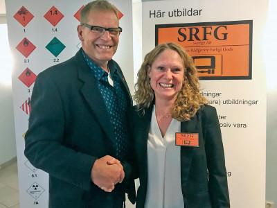 SRFG Sverige nya medlemmar i effect plus+