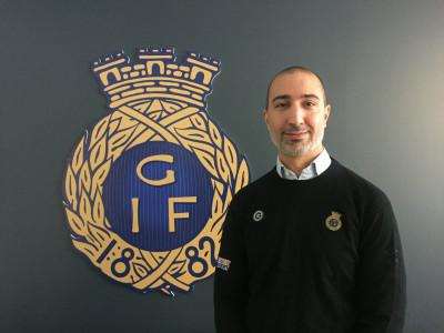 David Norell-Hussein ny klubbdirektör i Gefle IF fotboll