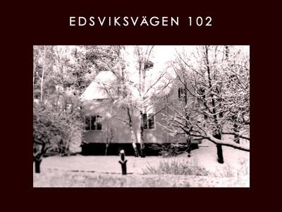 Martin Ekman släpper nya singeln Edsviksvägen 102 - en hyllning till barndomshemmet
