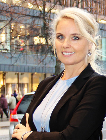 Advokat Nina Barzey