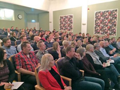 Stora konferensrummet